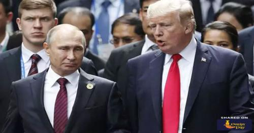Trump Proposed Putin Visit White House During March Call, Kremlin Says