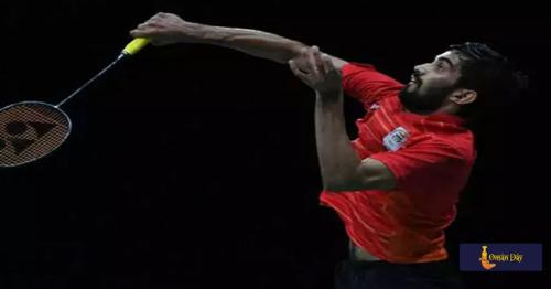 Ace shuttler Kidambi Srikanth becomes World No.1. Moves to Semis in WCG 2018