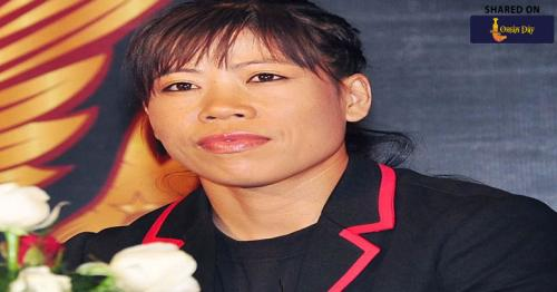 Mary Kom expressed her concern for the growing rape cases in India