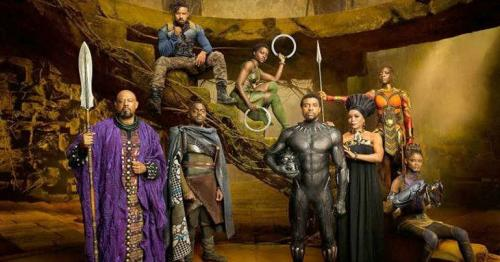 'Black Panther' to break Saudi Arabia's 35-Year Movie Ban