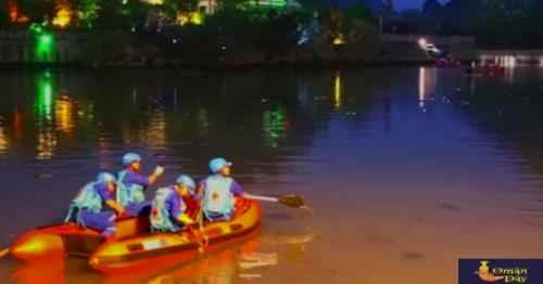 17 people have died in a dragon boat accident in China