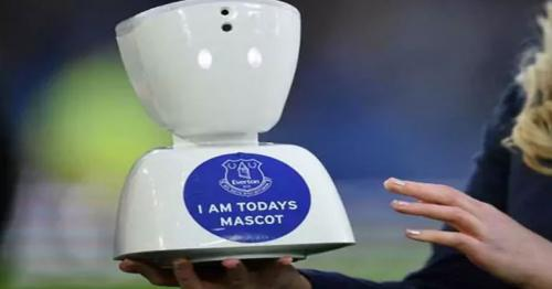 How a robot helped teenager fulfil Goodison Park dream