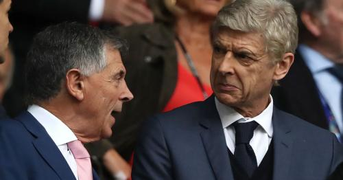 Football: Arsene Wenger will have no shortage of offers, says David Dein
