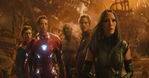 Marvel's 'Avengers: Infinity War' just made history