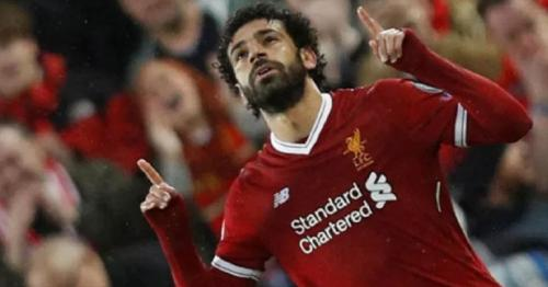 Liverpool's Mohamed Salah voted England's Footballer of the Year!