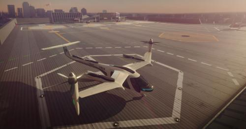 Uber plans to get flying taxis off the ground?