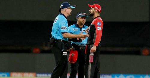 IPL 2018: Virat Kohli loses his cool over Andrew Tye's DRS call