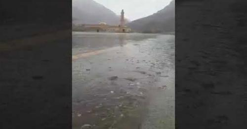 VIDEO: Rains, hailstorms hit parts of Oman yesterday