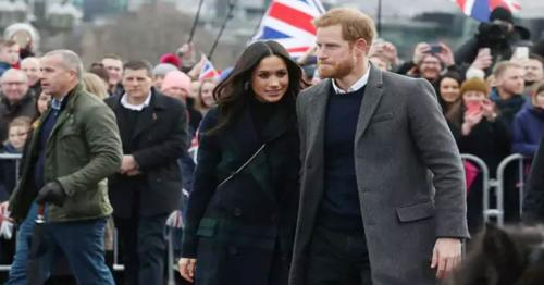 Meghan Markle's mixed-race marriage isn't unusual in the UK