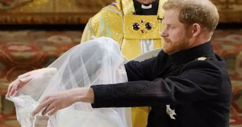 5 Hilarious Things That Happened At Harry And Meghan's Royal Wedding