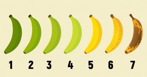 Which banana would you eat? Your answer may effect your health