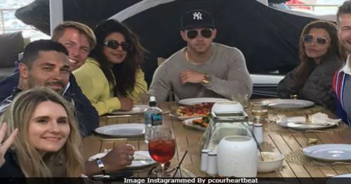 What is brewing between Priyanka Chopra and Nick Jonas?
