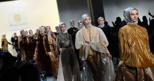 Hijab fashion designer jailed in Indonesia fraud