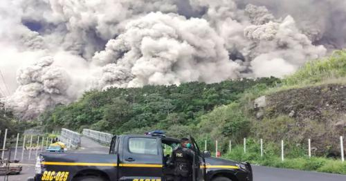 Death toll from Guatemala volcano eruption raised to 62