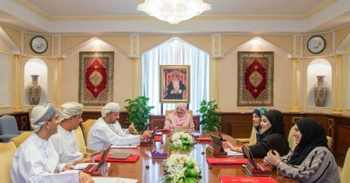 The 4th meeting of Sultan Qaboos University Council was held, on Monday, under the chair of Dr. Rawya bint Saud Al Busaidiyah, Minister of Higher Education. -ONA