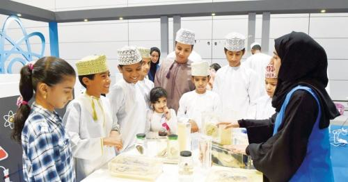Concerted programmes to enhance Oman's technological development conclude
