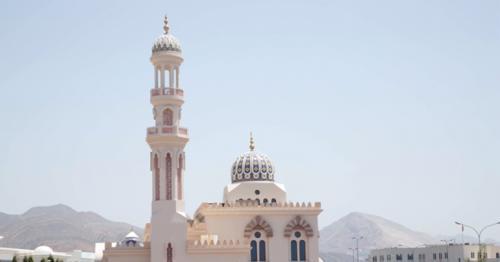 Ramadan: Intricate designs at Masjid Salem Bin Said Al Rawahi