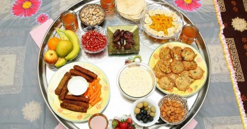 How to eat right and keep well during Ramadan