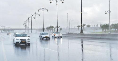 Rain lashes several parts of Oman, witness more rainfall today