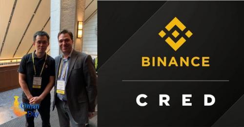 Cryptocurrency, Binance, Cred