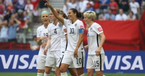 Visa, women's world cup, Soccer
