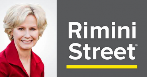 Rimini Street, Gold Stevie Award, Nancy Lyskawa