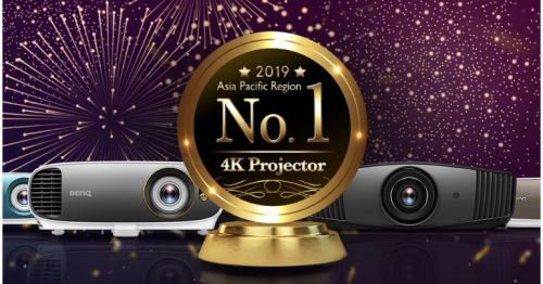 BenQ 4K Projectors ,MiddleEast, No.1 4K projector