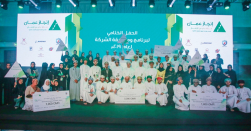 Student Company Programme and Competition, Oman Convention and Exhibition Centre,Start-up ventures