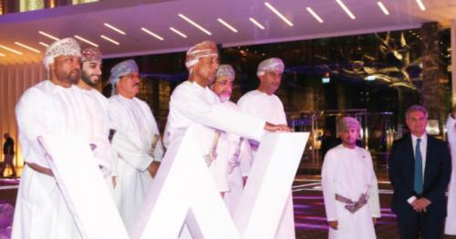 W Hotel Muscat, Oman,Shatti Qurum, luxury