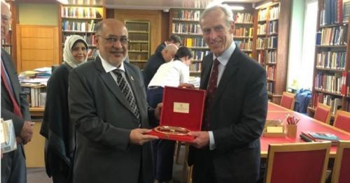 Omani Council,Anglo-Omani Society