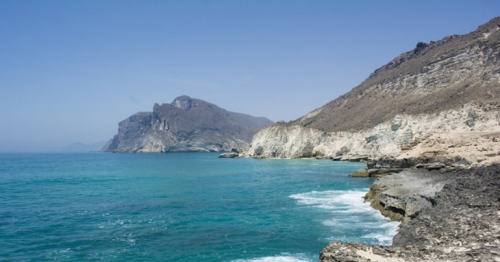 Waves, weather, Oman,coastal area