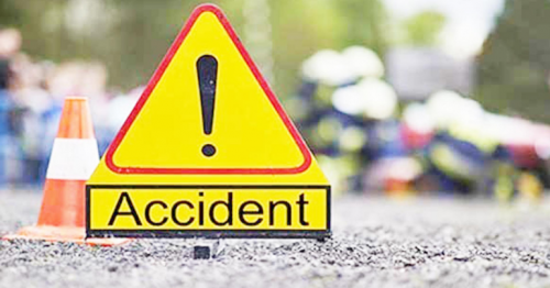 Muscat-Bahla, route ,closed ,Accident