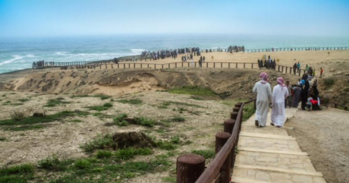 Salalah Festival, Visitors, Tourists, Oman