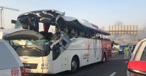 Omani Death, Lawyer, Bus driver