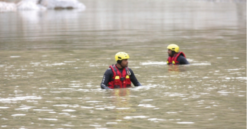 water rescue cases,Oman ,Public Authority for Civil Defence and Ambulance