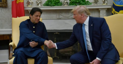 Pakistan PM Imran Khan, US President Donald Trump, meetings, latest international news, US news, Pakistan news, Oman news