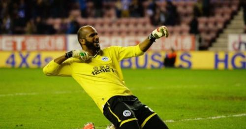 Al Habsi, Omani goalkeeper,  first-choice goalie in Wigan Athletic Football Club's team, Latest sports news, Oman, Sports club, Oman news, latest oman news, oman sports, muscat news, latest muscat news, current  oman news, oman sports news, daily o