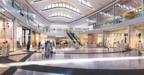 The Mall of Oman, Mall of Oman is on track for 2021 opening, latest oman news, latest muscat news, Oman news, Business news, Oman business news, Oman's new mall, Malls in Oman