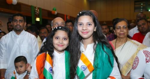 Independence day of India in Oman, Indian nationals celebrate Independence day in Oman, latest Oman news, Indian expats celebrate independence day in Oman
