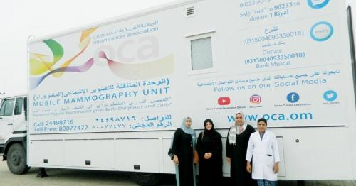 Oman Cancer Association, Early detection best way to treat cancer, Salalah tourism, Health blog, How to treat cancer, precautions for cancer