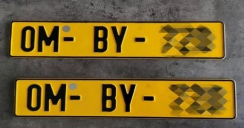 No new vehicle number plates in Oman, latest Oman transport news, latest Oman news, Royal Oman Police responded to rumours about a new type of vehicle registration number plate, latest Muscat news