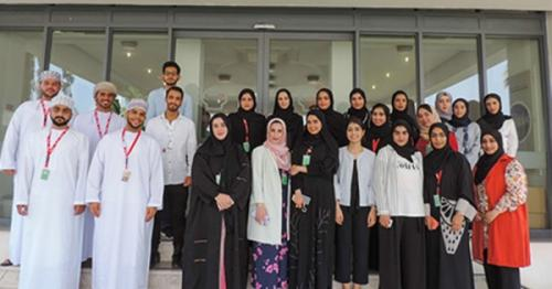 Oman Marketing Company, Annual Summer Internship Programme, On-Job Training and development opportunities for Omani Students, latest Internship news, Shell hosts Omani Interns for Summer Internship
