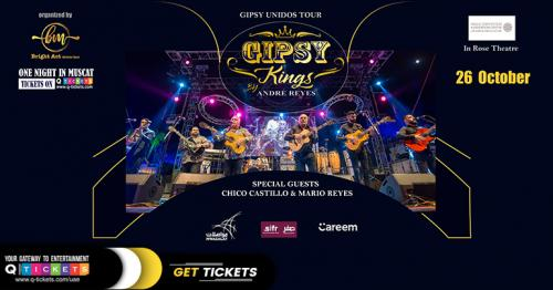 book tickets for gipsy kings by andre reyes event