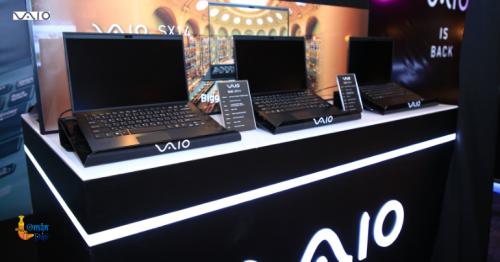 VAIO returns to the Middle Eastern region in partnership with Nexstgo