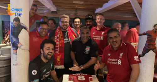 Liverpool FC Supporters Club in Oman celebrates 8th anniversary