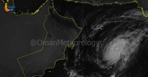Oman weather: Cyclone Maha 510km away from Masirah Island