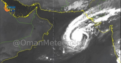Weather update: Cyclone Maha weakens