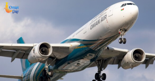 Oman Air operates cargo-only flights for Ministry of Health