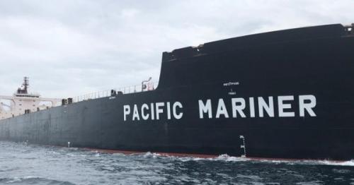 Sohar port in Oman recieves vessel carrying iron ore