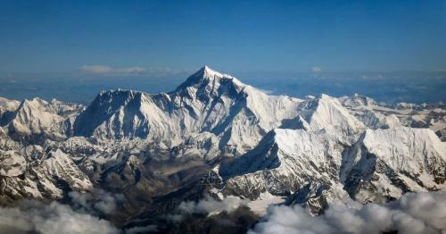 Coronavirus is giving Mount Everest a much needed break from humanity